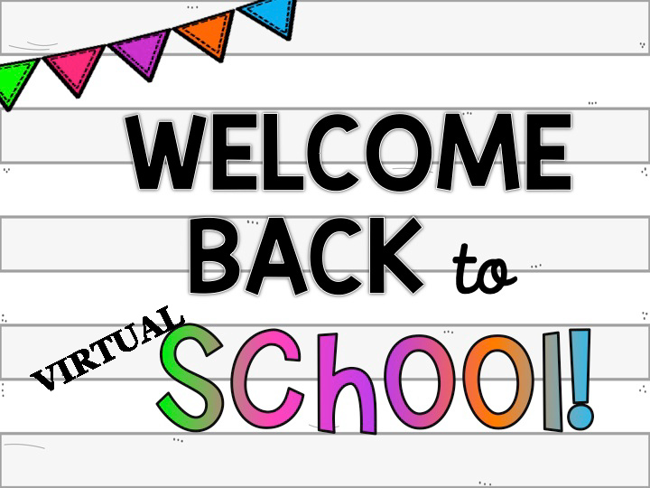 Welcome Back to Virtual School!